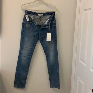 """The castings"" slim boyfriend fit jeans NWT"
